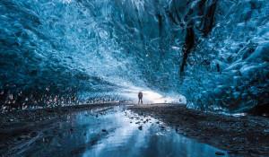 Ледяная пещера, Исландия