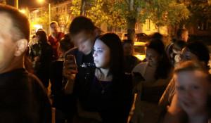 """""""Музейная ночь"""" в Барнауле. 16 мая 2015 года."""