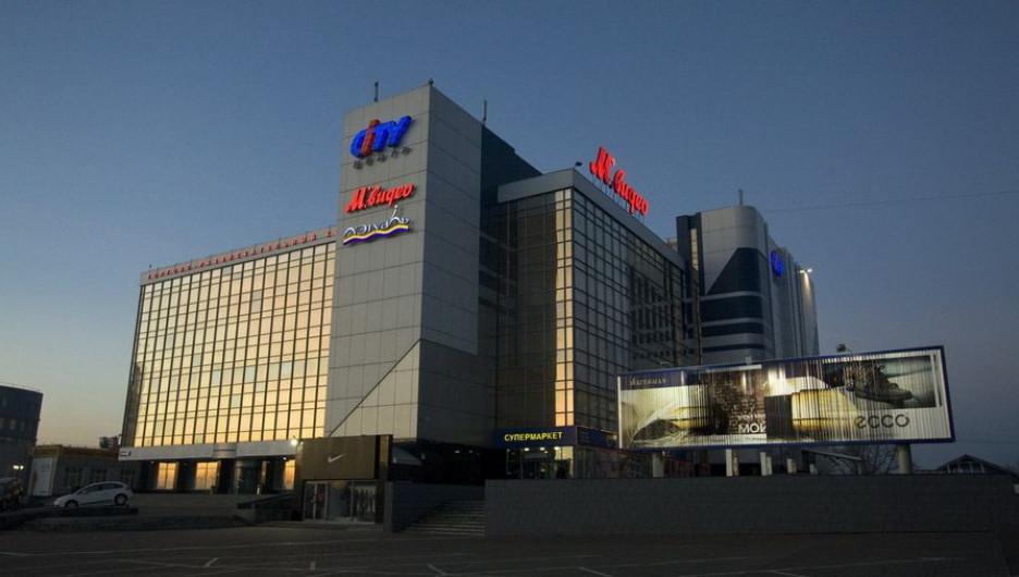 """СИТИ-центр"" в Барнауле."