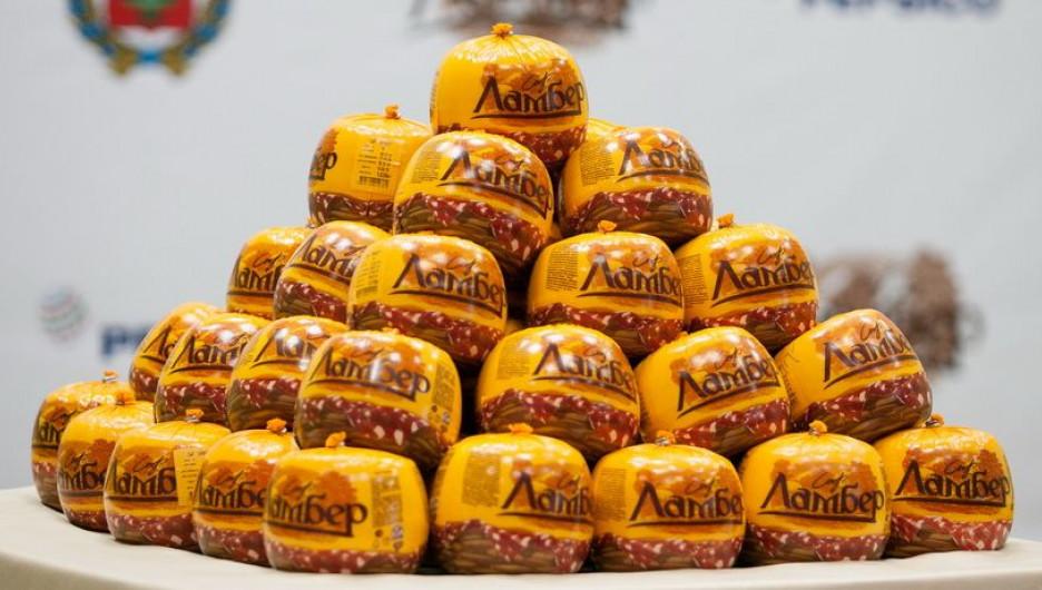 PepsiCo вложило в крупнейший на Алтае сырный завод 300 миллионов