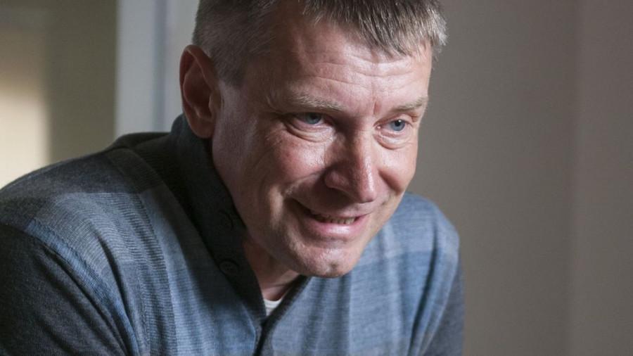 Александр Жаворонков, фермер.