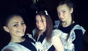 Последние звонки в Барнауле: снимки из соцсетей.