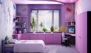 Декоратор и хозяйка студии Татьяна Щастливец вместе с командой дизайнеров поможет оформить детскую.