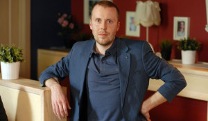 Денис Сучков после выхода из СИЗО.