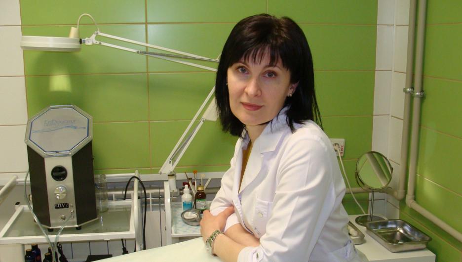 Людмила Кривошеева.