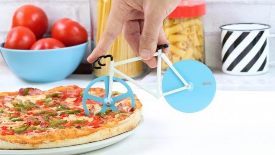 Нож для пиццы «Велосипед».