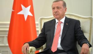 Реджеп Тайип Эрдоган, президент Турции.