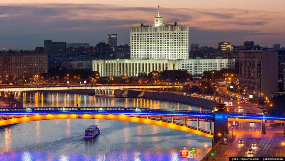Москва, Дом Правительства Российской Федерации.