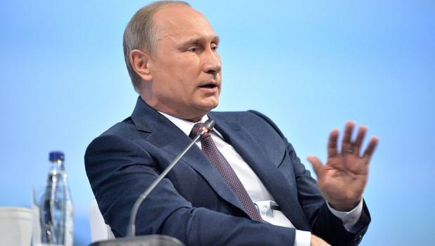 Путин рассказал, какими видит последствия 2020 года