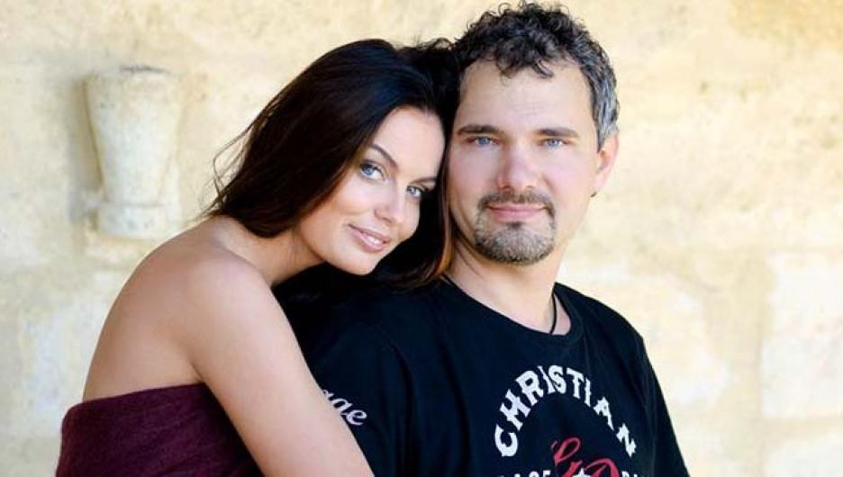 Юлия и Дмитрий Лошагины.