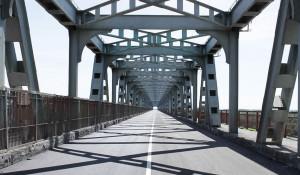 Старый мост после ремонта. Июнь 2015
