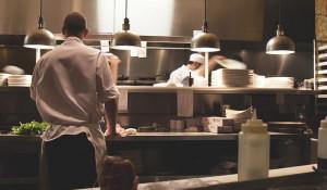 Ресторан. Повар.