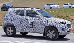 Тесты Chevrolet Niva нового, второго поколения