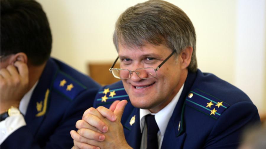 Яков Хорошев, новый прокурор Алтайского края.