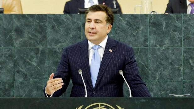 Экс-президент Грузии объявил голодовку