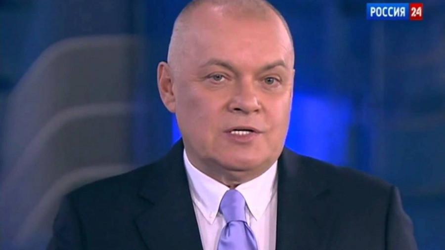 Соловьев сравнил президента Украины с завхозом