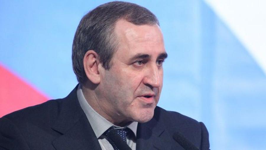 Сергей Неверов.