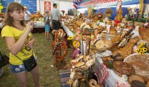 """""""Праздник Хлеба"""" на Алтае. Павловский район, 16 июля 2015 года."""