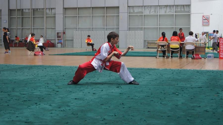 Юные алтайские спортсмены выступили на чемпионате мира.