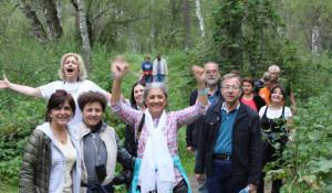 Туристы из Турции побывали на Алтае.