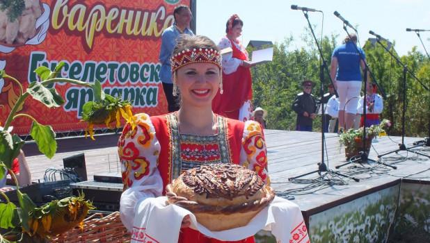 """На Алтае прошел фестиваль вареника """"Всэ будэ смачно!"""""""