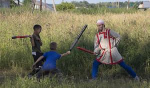 Православный детский лагерь.