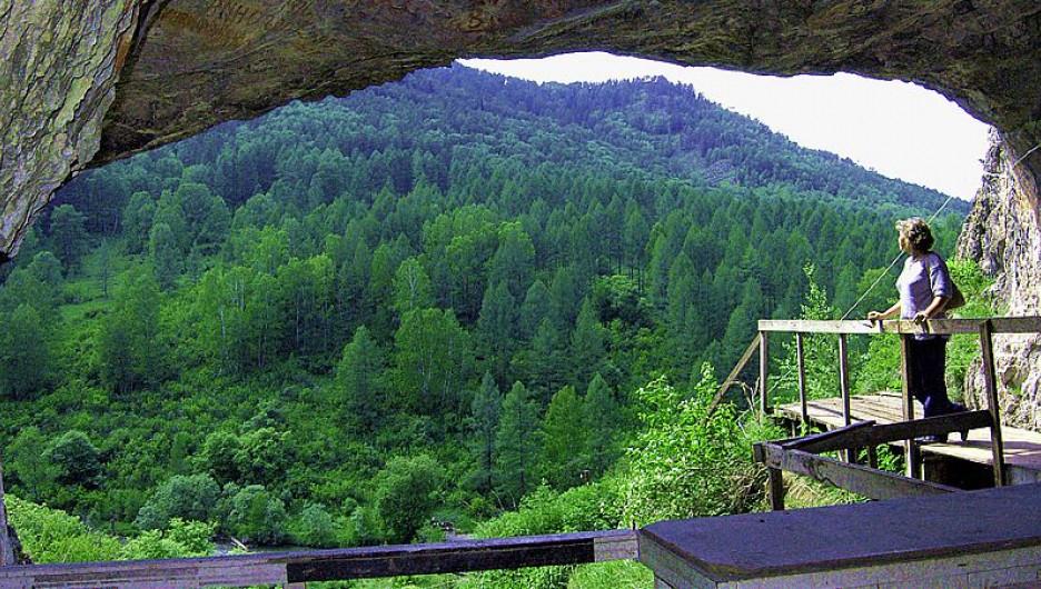 Денисова пещера.