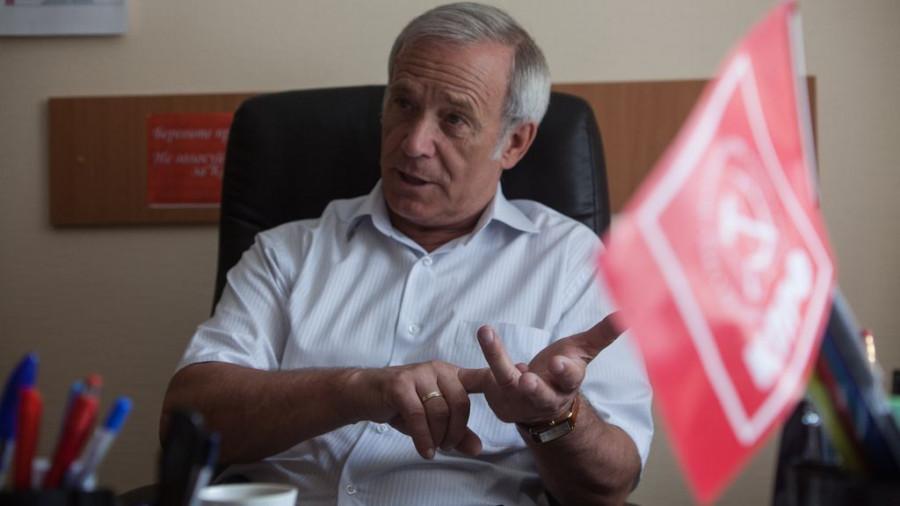 Сергей Юрченко.