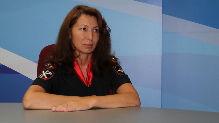 Светлана Ляпунова.