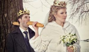 Суровые и беспощадные русские свадьбы.