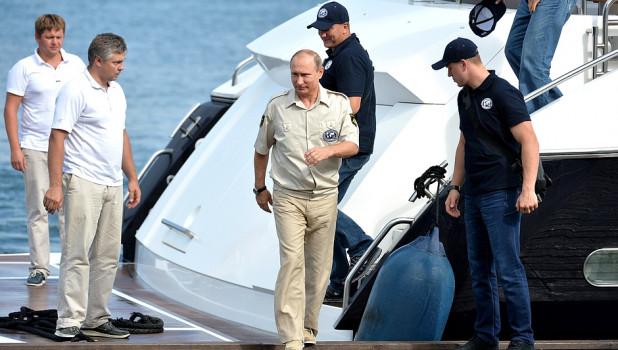 Путин объяснил, для кого Россия является сегодня страной уникальных возможностей