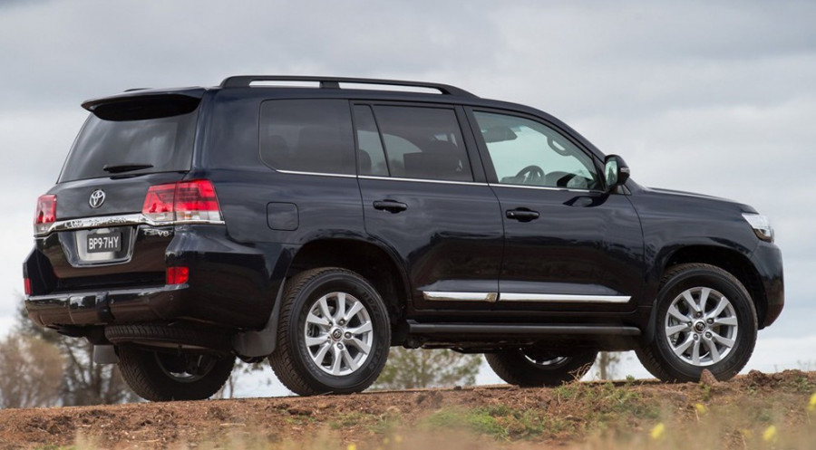 Toyota Land Cruiser 200