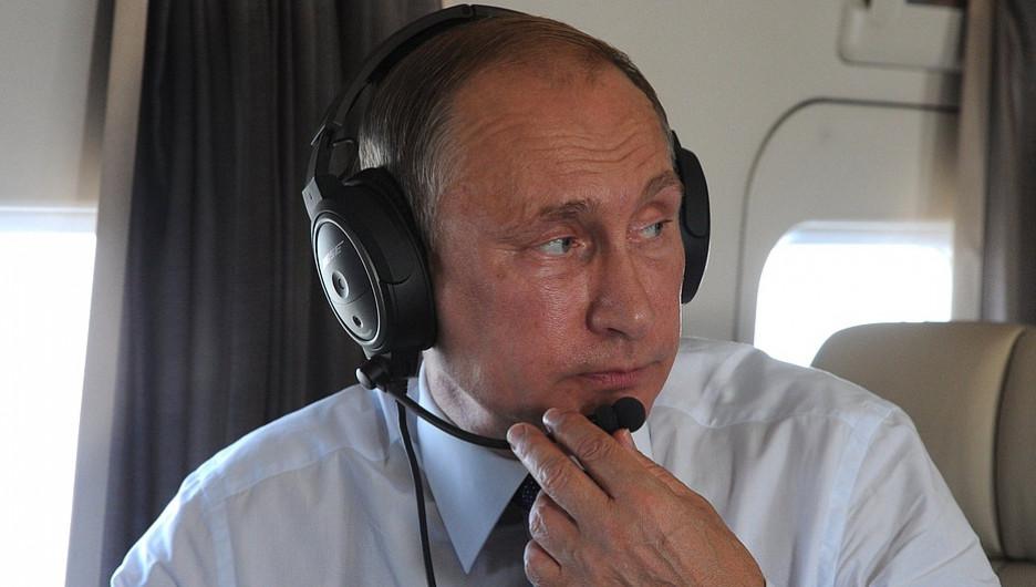 Как алтайские депутаты Госдумы проголосовали за вечную неприкосновенность Путина