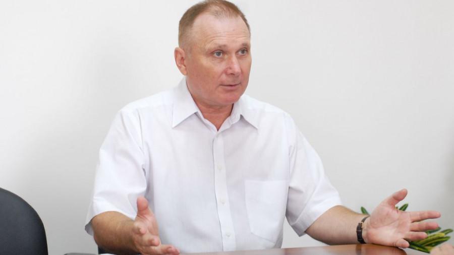"""Владимир Устинов, руководитель """"Алтай-Пригорода""""."""
