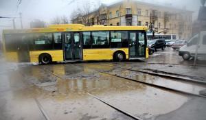 Автобусы в Барнауле