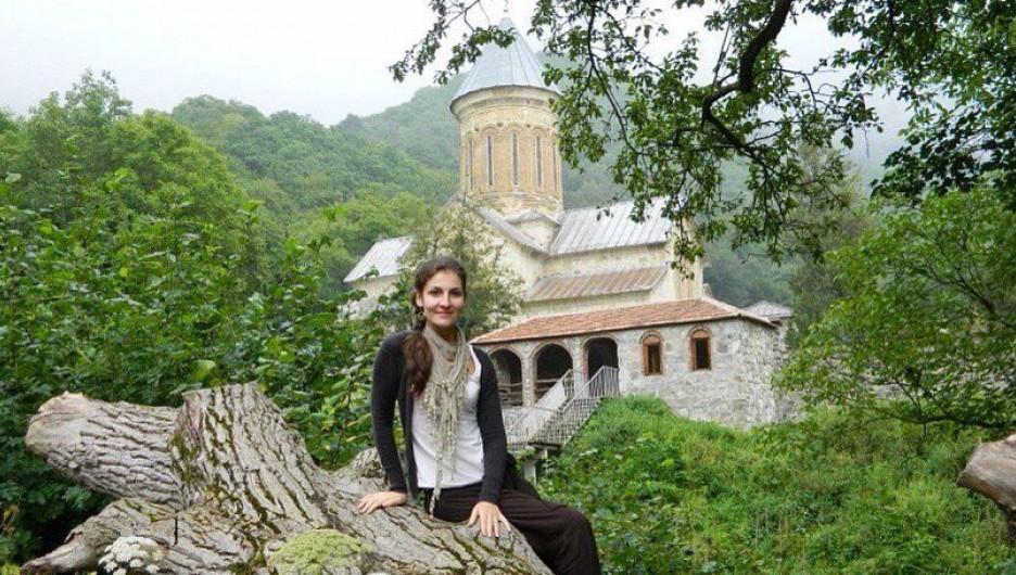 В Старом Тбилиси кажется, что ты не в XXI веке, а во всех прошлых веках одновременно...
