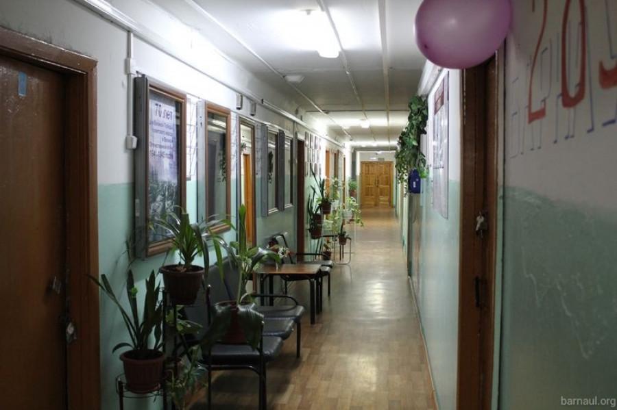 В Барнауле проверяют общежития. Август, 2015.