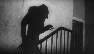 Носферату. Симфония ужаса, 1921.