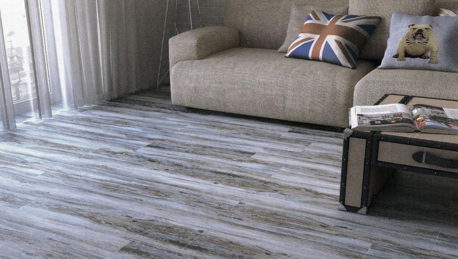 Огромный ассортимент керамической плитки дает возможность подобрать образцы для отделки в любом стиле.