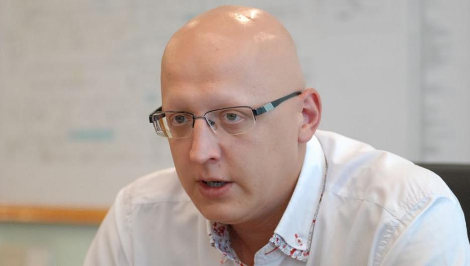 Александр Каменев.