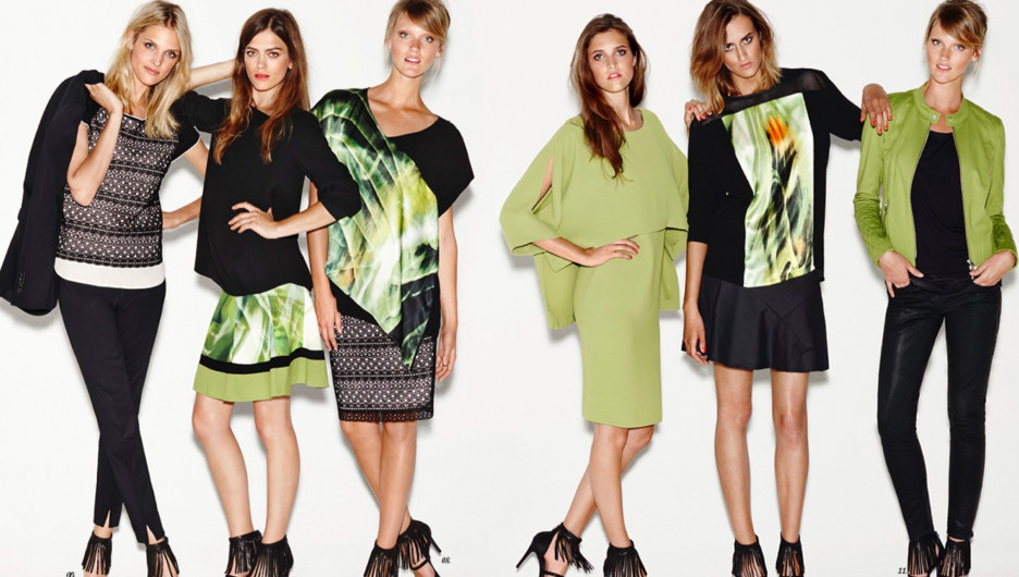 Высококлассную одежду немецких и австрийских марок сейчас можно купить существенно дешевле.