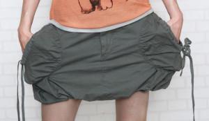 Искажающие фигуру юбки.