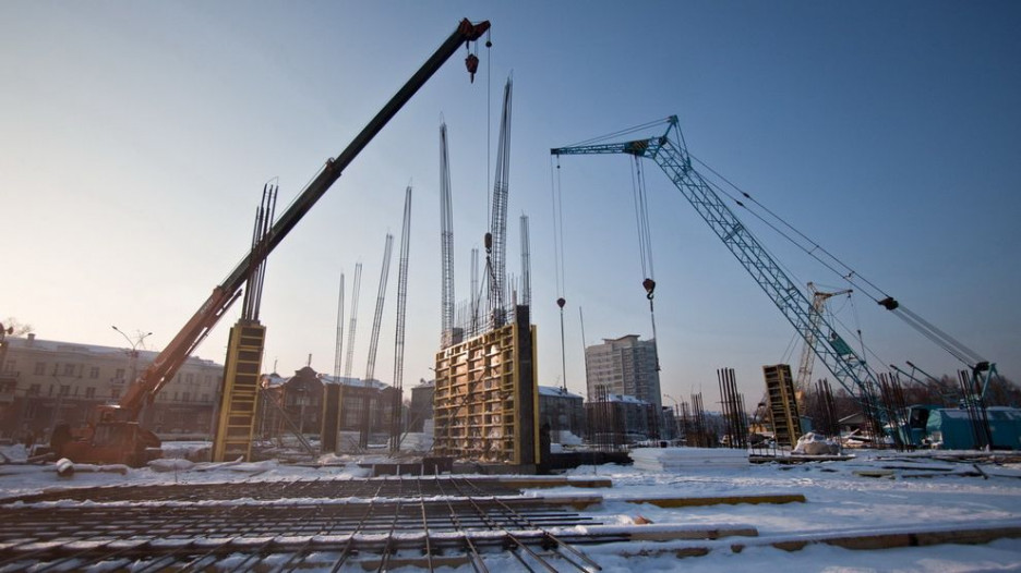 Строительство в Барнауле. Недвижимость.