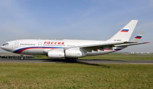 Ил-96-300ПУ, Россия.