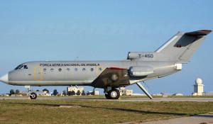 Bombardier Q Series, Ангола.