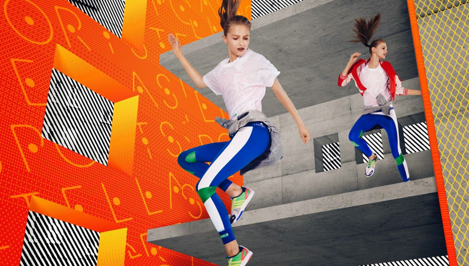 Синтез моды и спорта в этом сезоне достигает апогея: одно без другого просто невозможно.