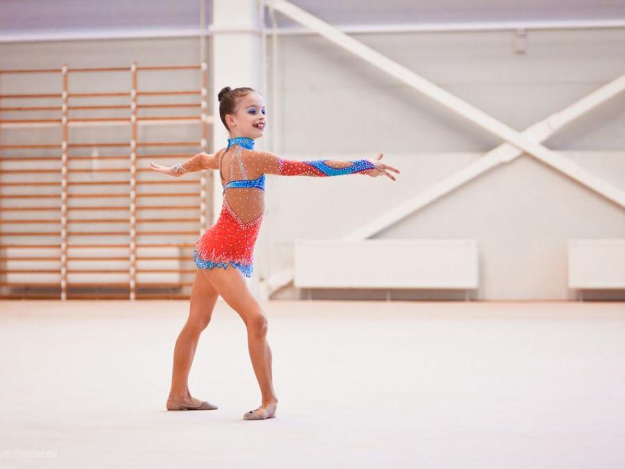 Гимнастки без всего фото — img 4
