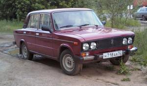ВАЗ-2106.