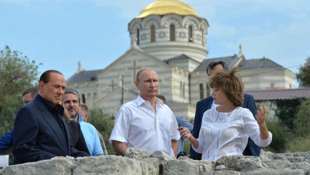 Путин назвал причину ухудшения отношений между Россией и Украиной