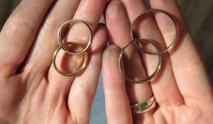 Золотые кольца.
